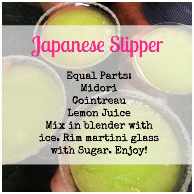 Japanese Slipper