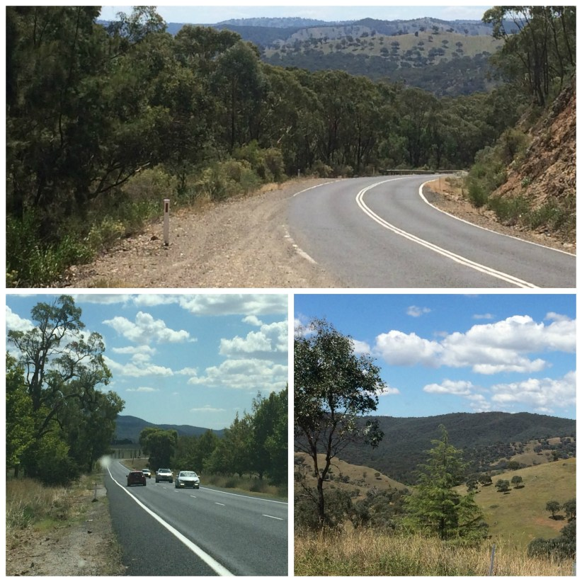 NSW roads