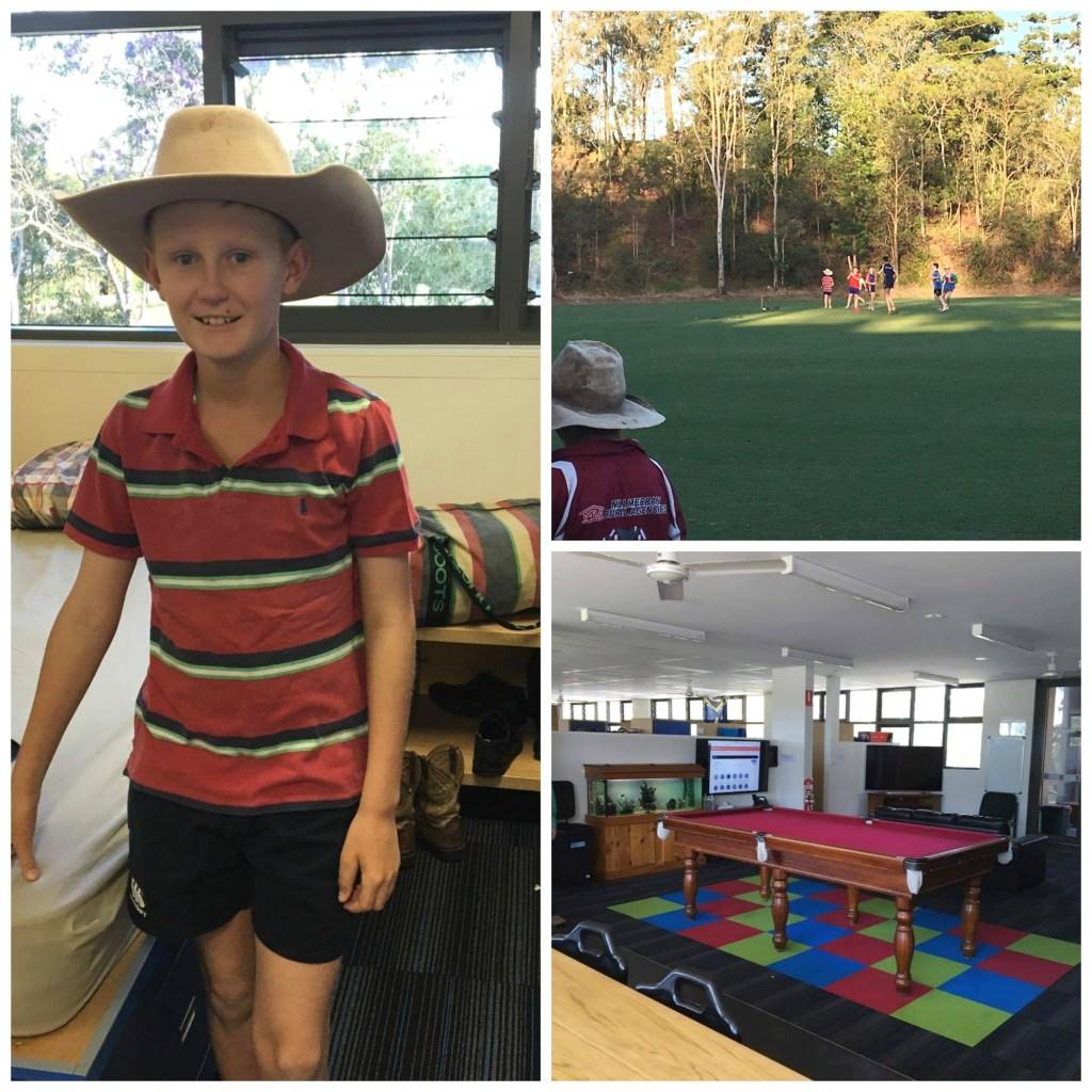 Boarding School Orientation & A Fun Weekend!