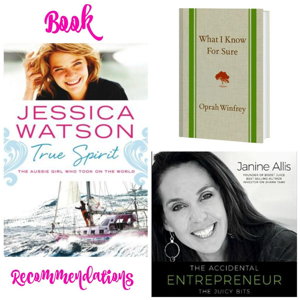 Recommendations: Audiobooks