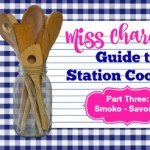 Miss Chardy's Guide to Station Cooking – Part 3 – Savoury Smoko