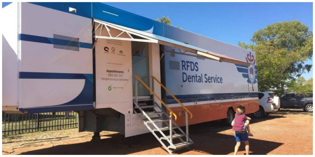 Dentist Visit – The Outback Way
