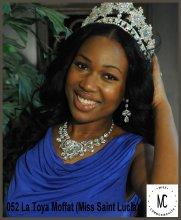 Miss Commonwealth International 2014-15 (SAINT LUCIA)