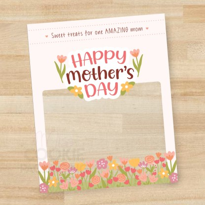 Mothers Day Cookie Pouches