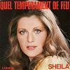 SHEILA - Quel tempérament de feu