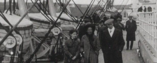 Titanic passagers