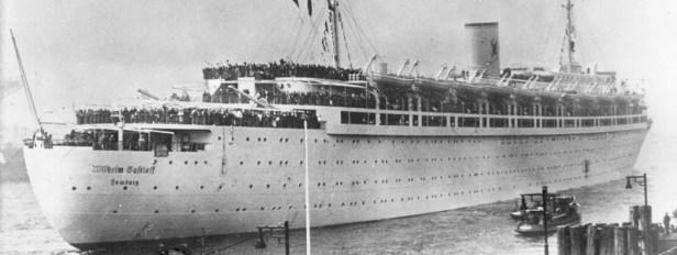 III.Reich: KdF-Schiffe - Jungfernfahrt der Gustloff