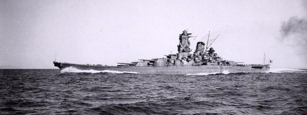 Naufrage du Yamato