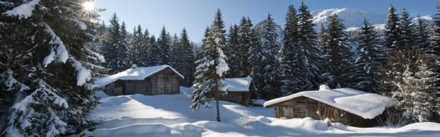top station de ski les contamines