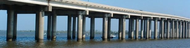 Pont Manchac Swamp