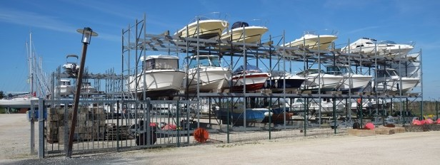 prix stationnement bateau