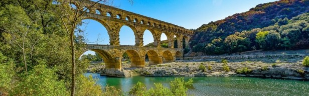 Site à visiter près de Nîmes