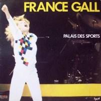 France Gall au Palais des sports (1982)