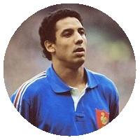 Plus grand rugbyman français Serge Blanco