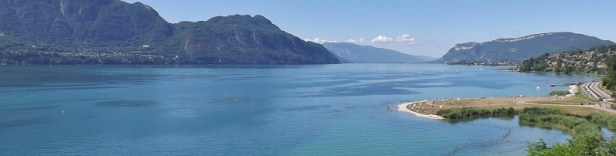 Lamartine Le lac