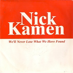 We´ll never lose what we have found (1992)