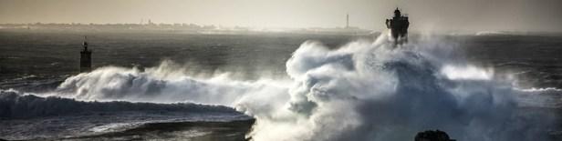 Poème mer tempête