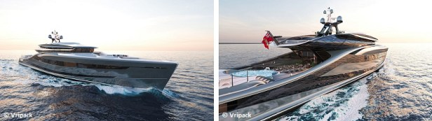Yacht luxe 1