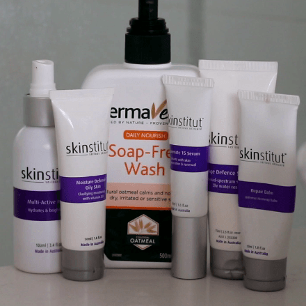 Current Skin Care Routine – Morning and Night
