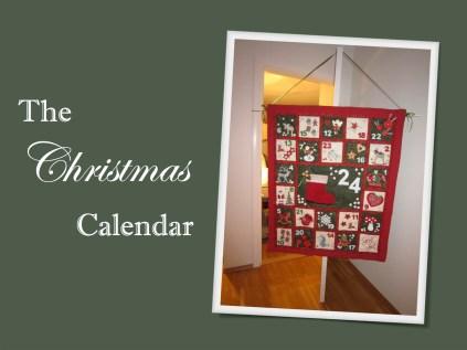 The Christmas Calendar 10