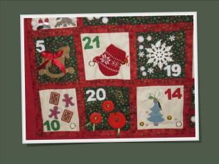 The Christmas Calendar 6