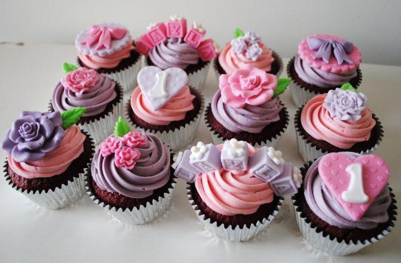 Buy Birthday Cupcakes Online