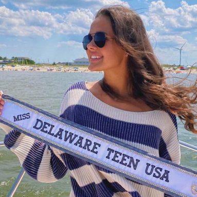 Miss Delaware Teen USA