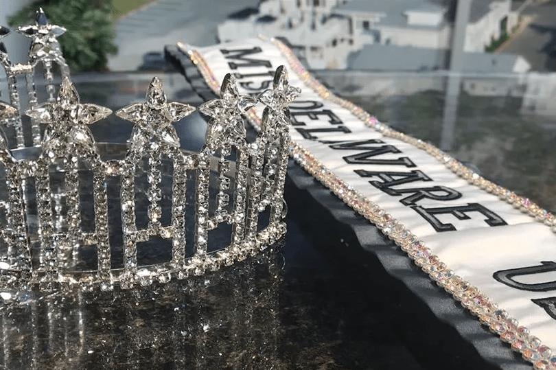 Miss Delaware USA Winners