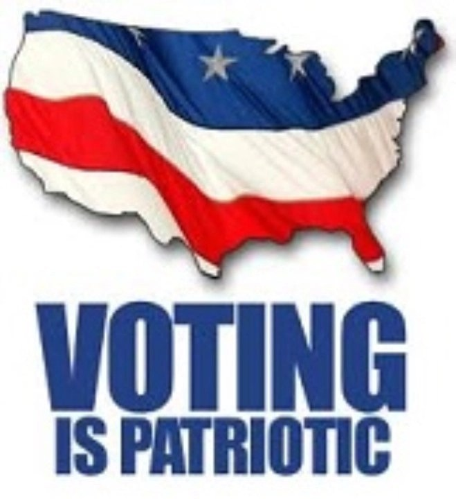 Voting is Human Right and Patriotic