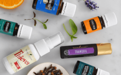 Los mini kits de Young Living
