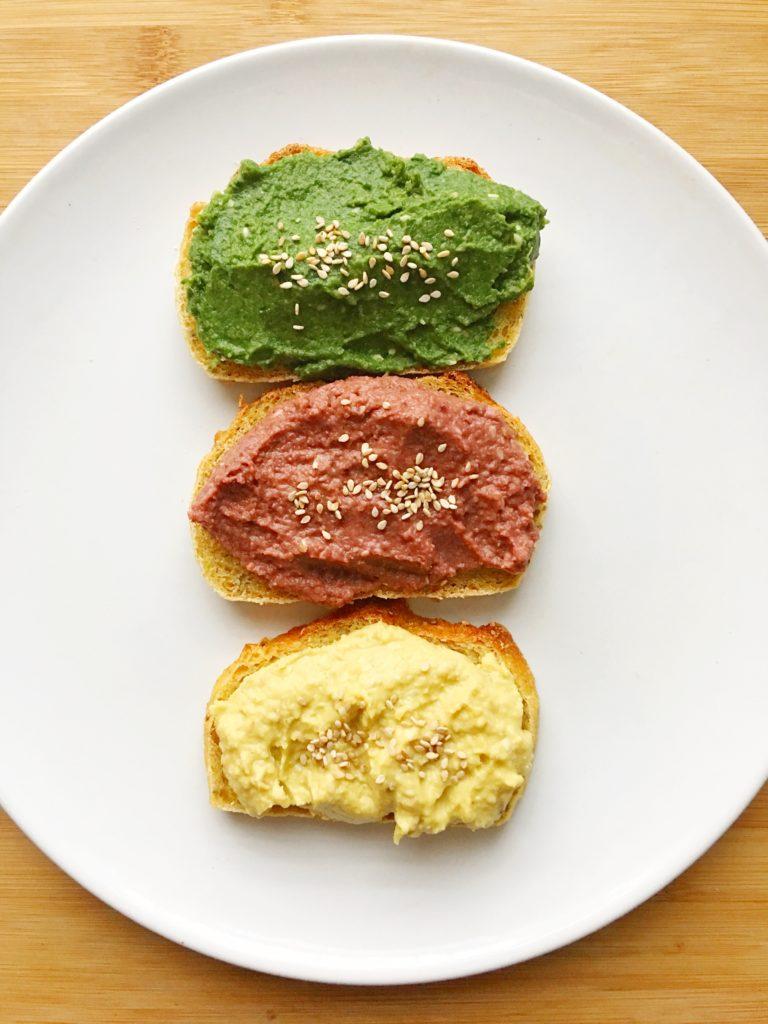 humus con aceites esenciales