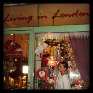 Living in London shop