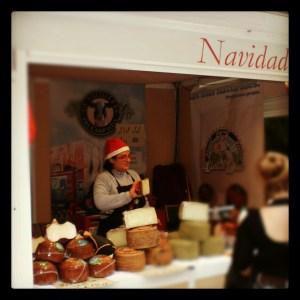 Mercadillo de Navidad en Elche 2012