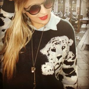 Leopard sweater missestratagemas