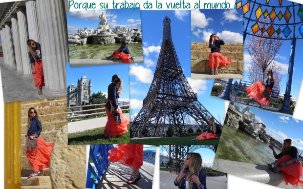 Foto Collage Maasai