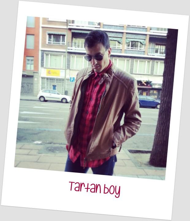 tartan boy