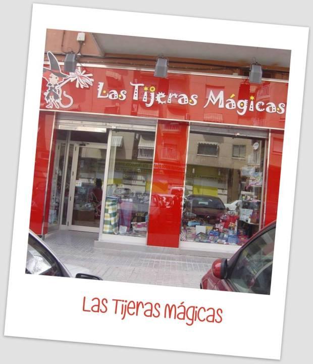 Portada Las Tijeras Magicas