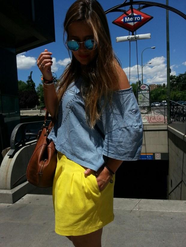 Yellow Missestratagemas Look (2)