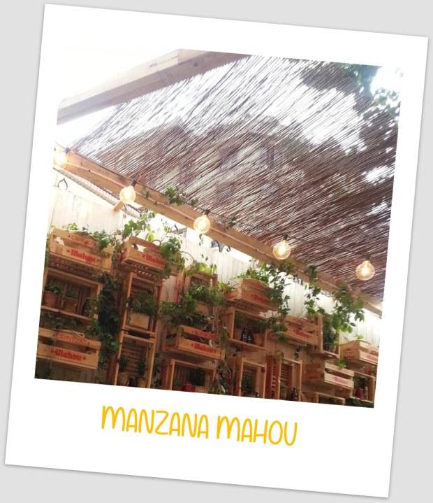 MANZANA MAHOU MISSESTRATAGEMAS