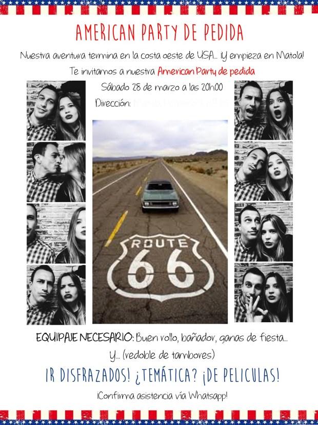 Invitacion pedida GEMA Y ERICO