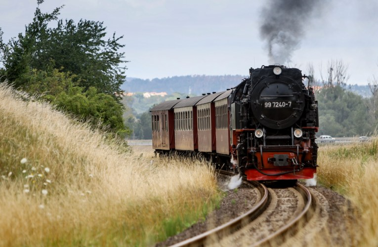 Trainspotting im Harz