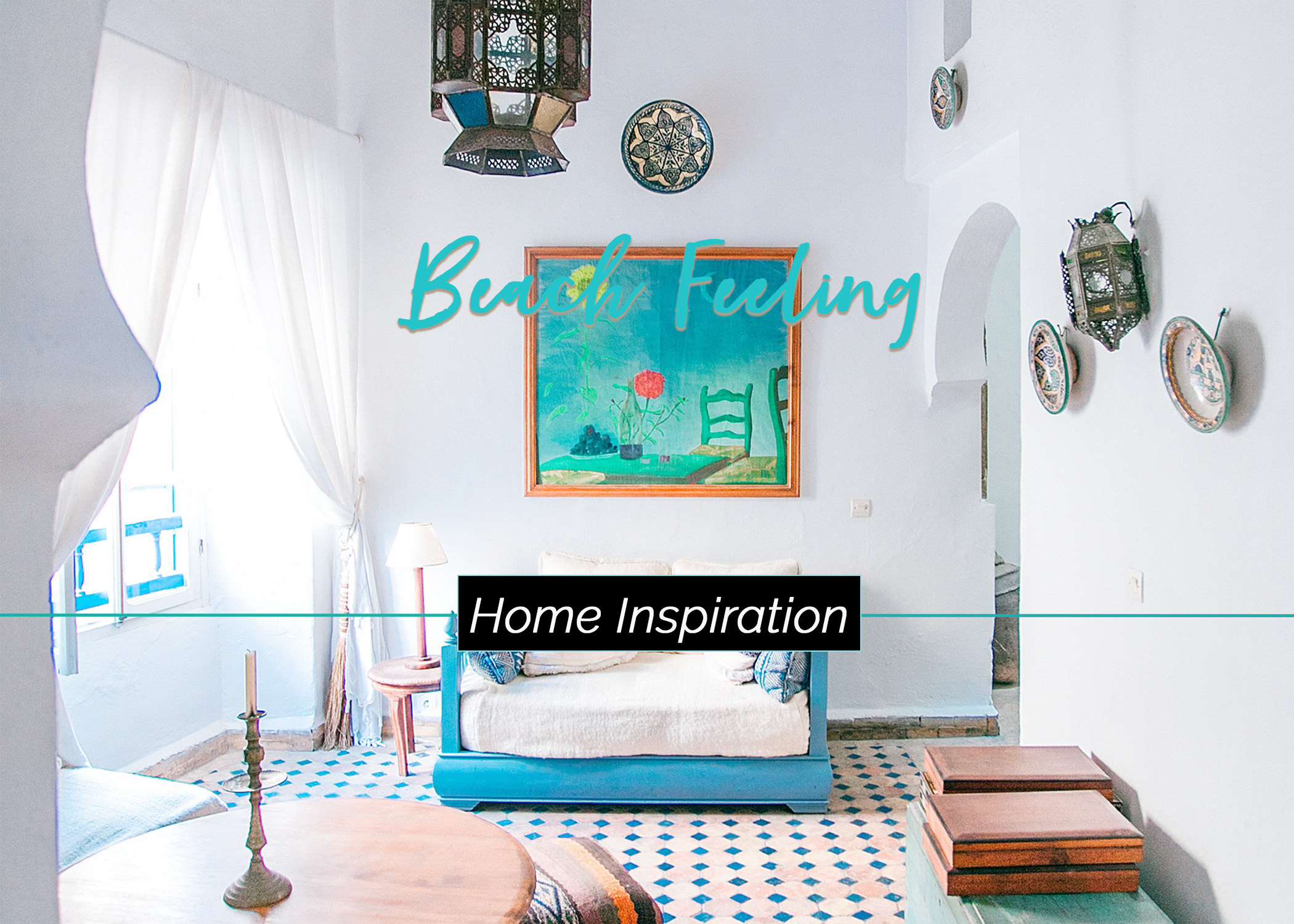 Beach Feeling Interior Titel neu