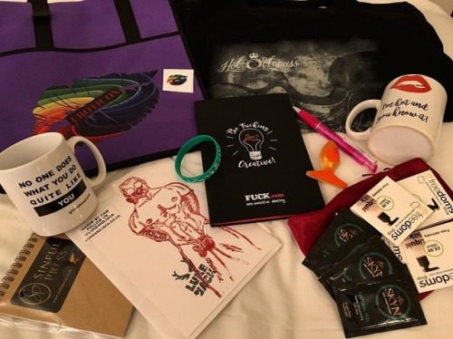 Ten things I took away from Eroticon 2017