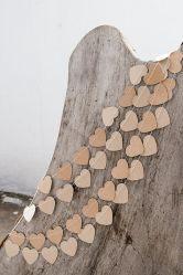 Brown Paper Bunting