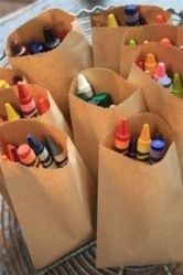 Packs of Crayons for Kids