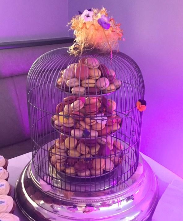 Macaroon Bird Cage