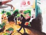 Mong Kok (Flower Market)