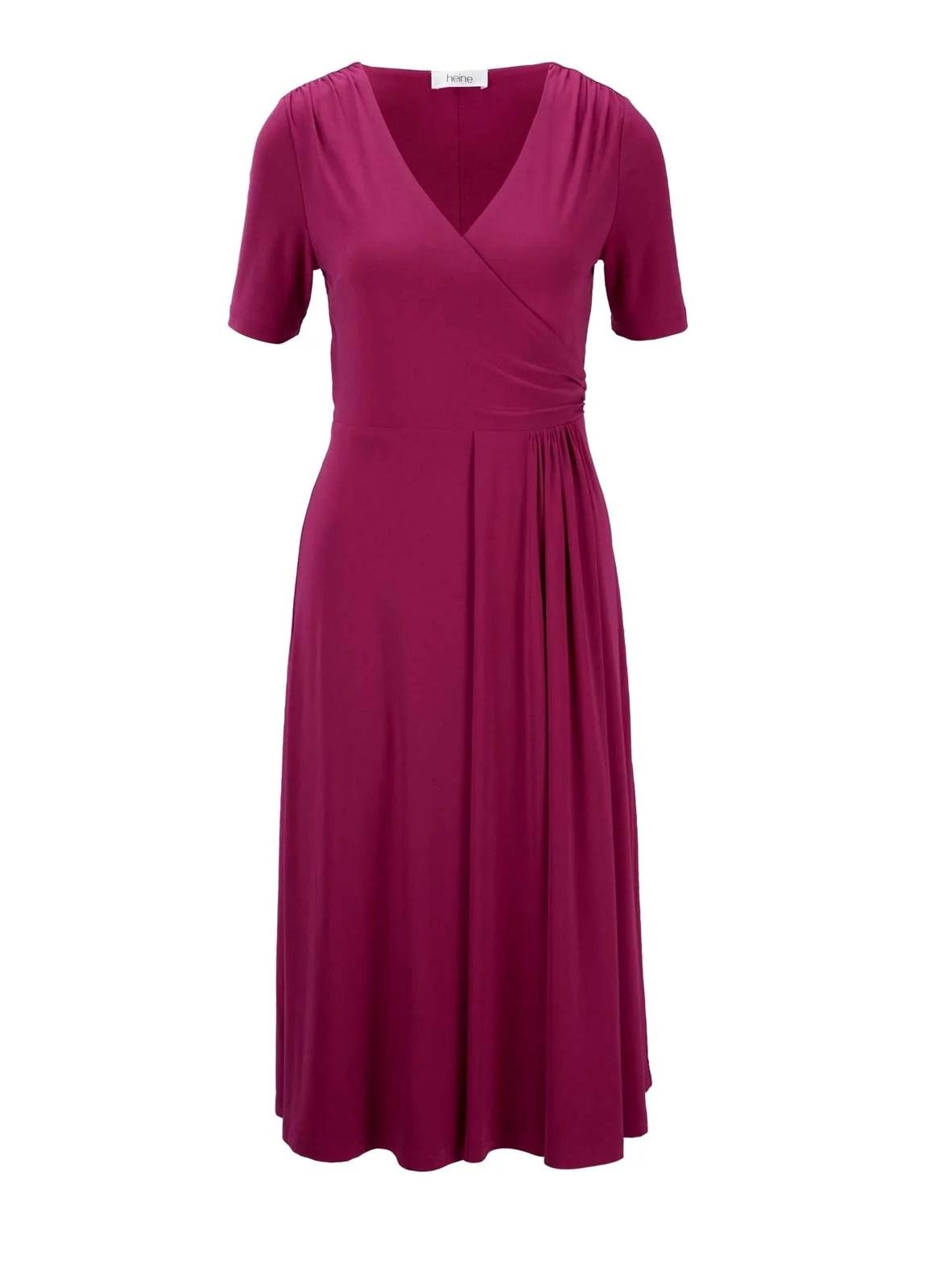 187.525 Heine Jerseykleid pink
