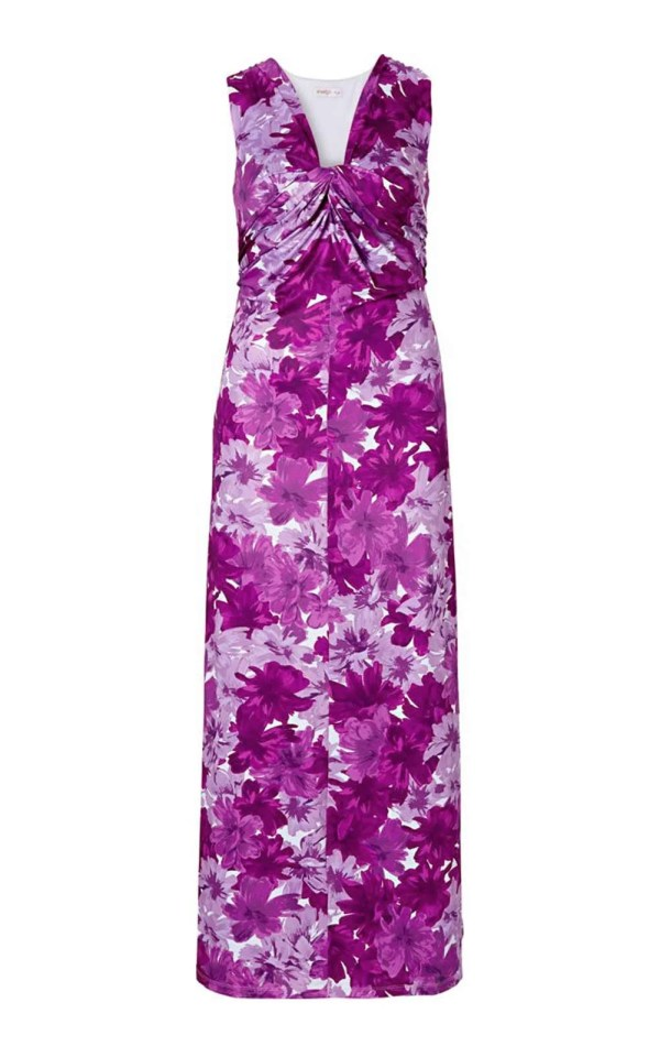 619.943 SHEEGO Damen-Abendkleid Rosa-Lila