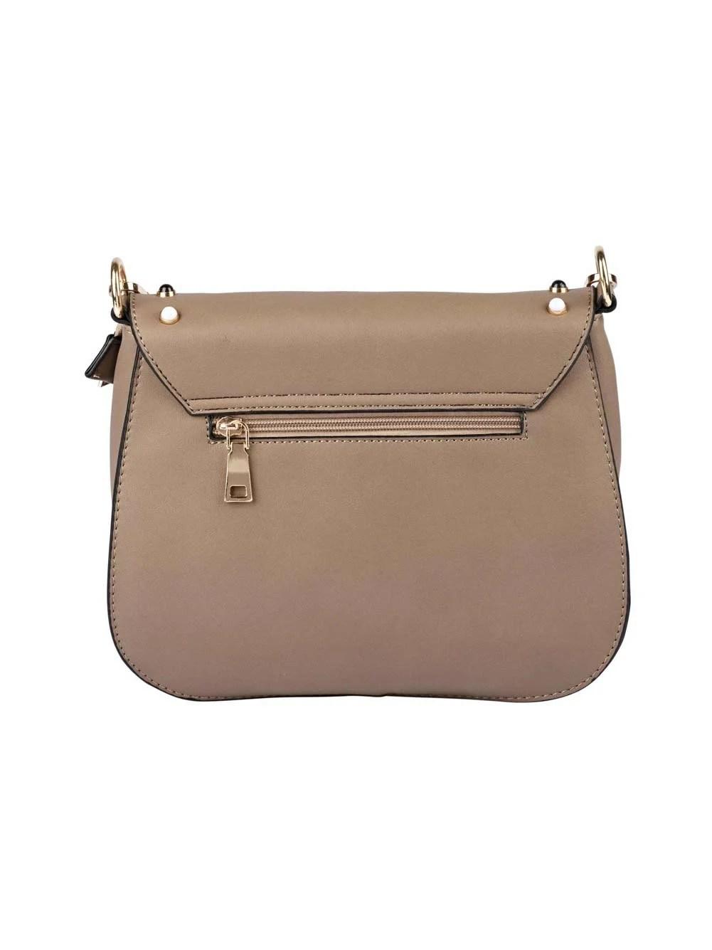 719.365 HEINE Damen Designer-Handtasche Camel